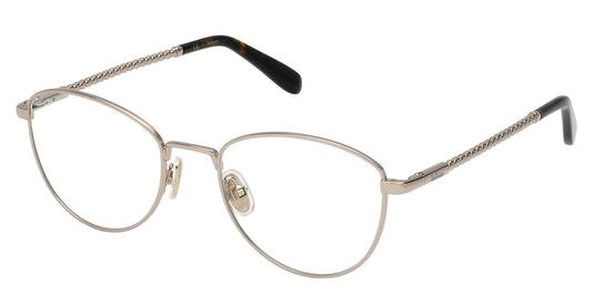 VML 127 Women's Glasses Transparent / Gold