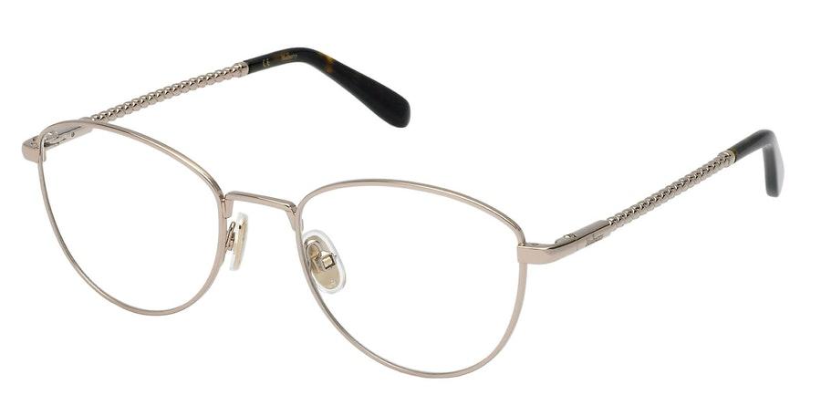 Mulberry VML 127 Women's Glasses Gold