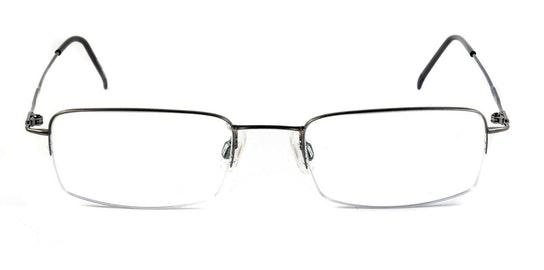 234 Men's Glasses Transparent / Brown