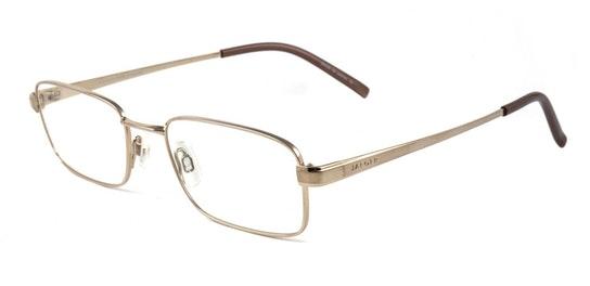 288 Men's Glasses Transparent / Gold
