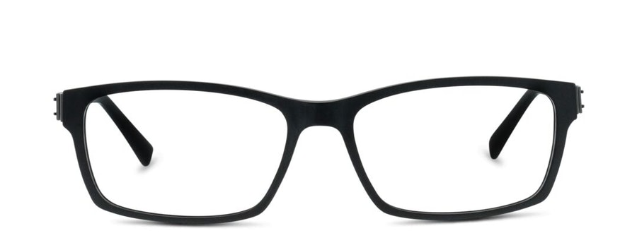 Julius JU 13697 Men's Glasses Black