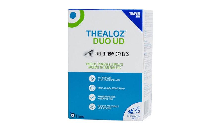 Thealoz Duo Single Unit Doses Dry Eye Drops