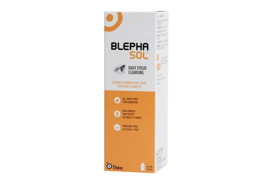 Blephasol Eyelid Cleansing Lotion