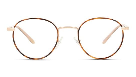 Java 001 Women's Glasses Transparent / Tortoise Shell