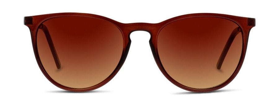 Seen 102 Women's Sunglasses Brown / Brown