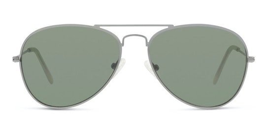 BM37 Unisex Sunglasses Green / Gold