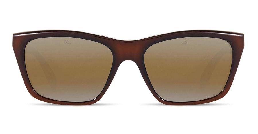 Vuarnet VL 0006 Men's Sunglasses Brown / Brown