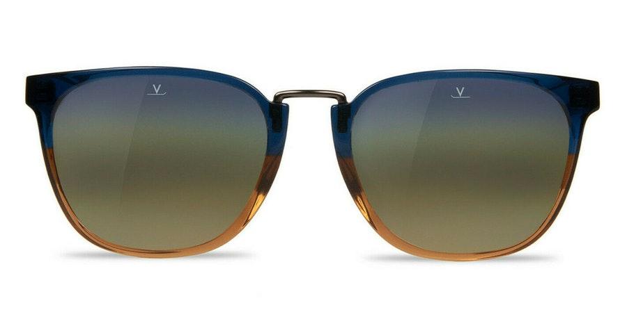 Vuarnet Cable Car VL 1624 Men's Sunglasses Grey / Blue
