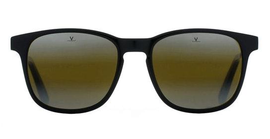 District VL 1618 Men's Sunglasses Yellow / Black
