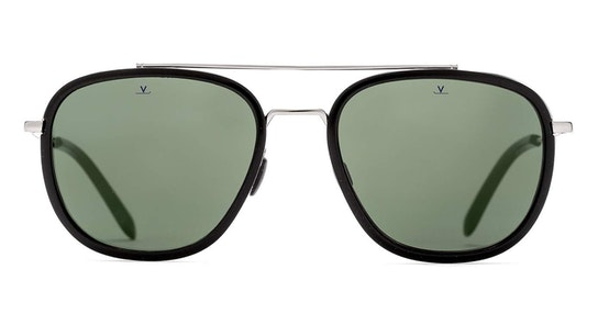 Edge - Large VL 1907 Men's Sunglasses Green / Black