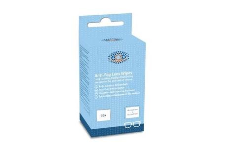 Anti-Fog Lens Wipes 30 Pack