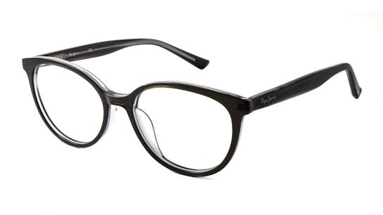 PJ 4056 Children's Glasses Transparent / Black