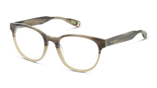 Cade TB 8197 Men's Glasses Transparent / Grey