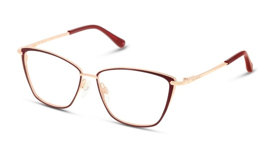 Perla TB 2244 Women's Glasses Transparent / Violet