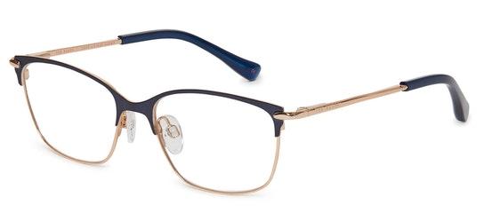 TB 2253 Women's Glasses Transparent / Navy
