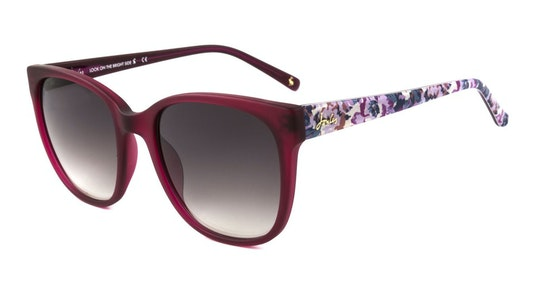 Woolacombe JS 7054 Women's Sunglasses Grey / Red