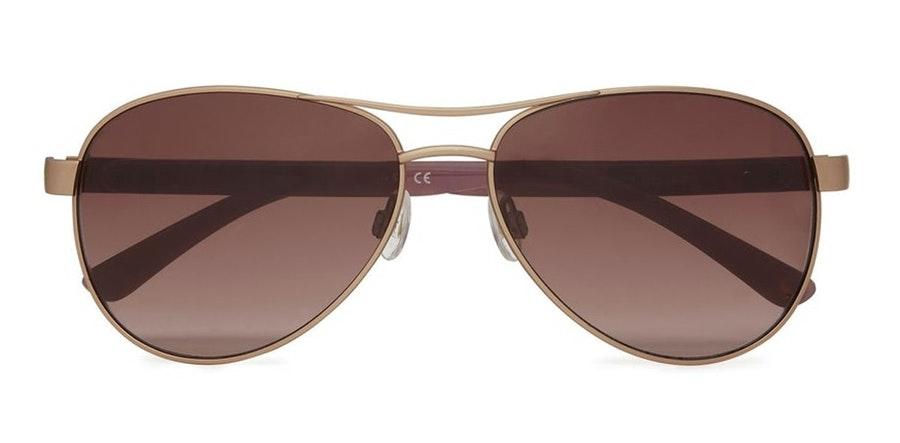 Joules Cowes JS 5011 Women's Sunglasses Brown / Gold