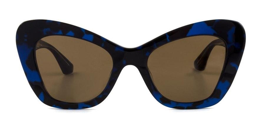 Sandro SD 6012 Women's Sunglasses Brown / Blue