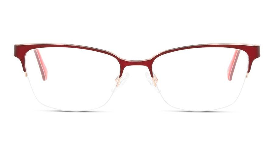 Ted Baker Yarn TB 2258 Women's Glasses Burgundy