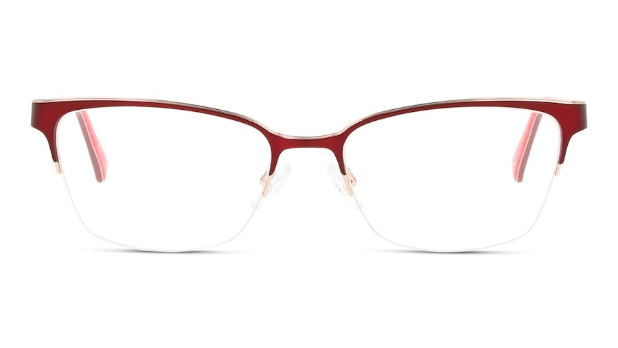 Ted Baker Yarn TB 2258 Women's Glasses Burgundy