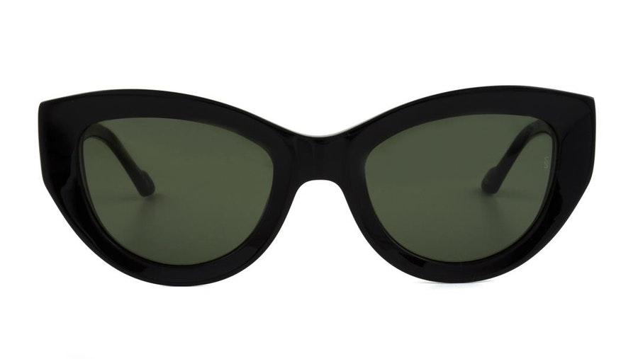 Sunday Somewhere Harper (001) Sunglasses Green / Black