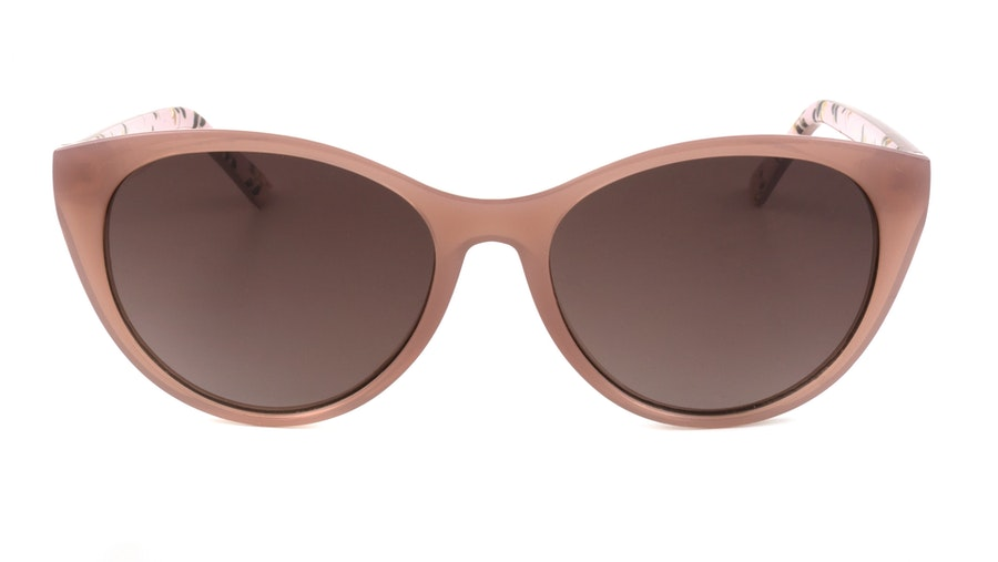 Ted Baker Lisbet TB 1583 (215) Sunglasses Brown / Pink