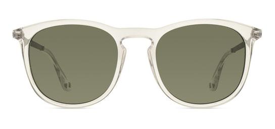 Evert TB 1594 Men's Sunglasses Green / Transparent