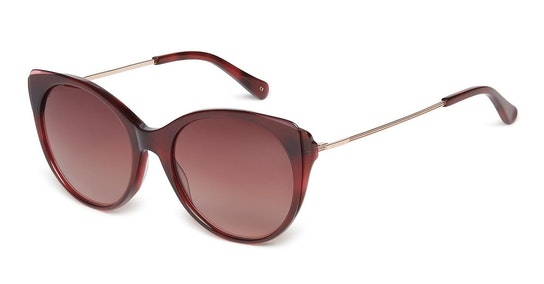 Keyla TB 1589 Women's Sunglasses Brown / Red