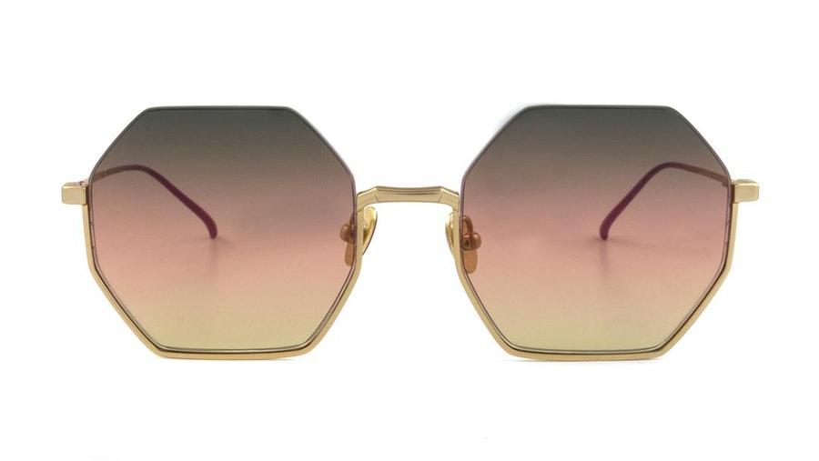 Scotch & Soda SS 5003 Women's Sunglasses Pink / Gold