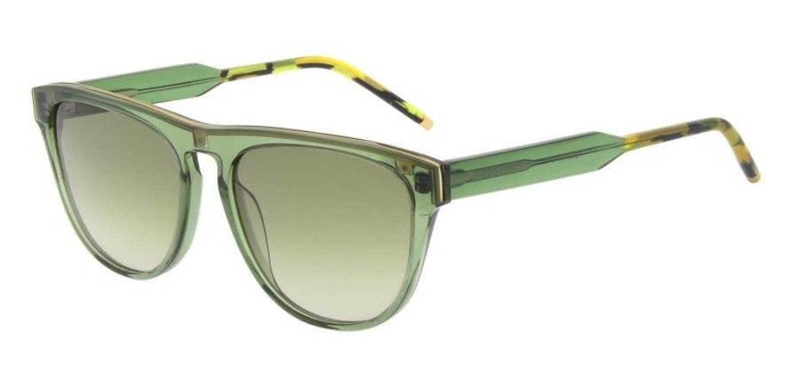 Scotch & Soda SS 8001 (584) Sunglasses Green / Green