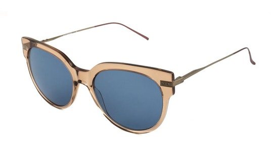 SS 7005 Women's Sunglasses Blue / Silver