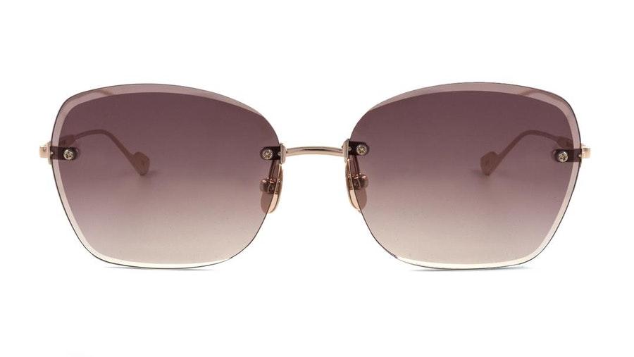 Sunday Somewhere Ava (401) Sunglasses Red / Pink