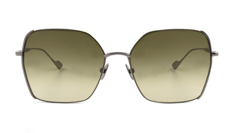 Sunday Somewhere Suja Men's Sunglasses Brown / Silver
