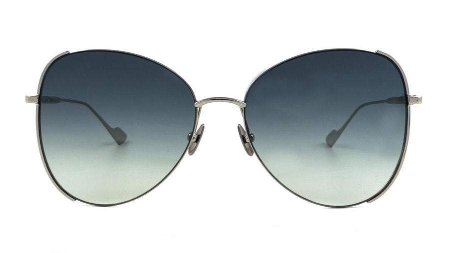 Sunday Somewhere Pip Women's Sunglasses Blue / Silver
