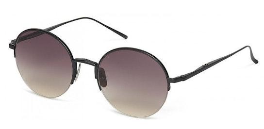 SS 6001 Men's Sunglasses Brown / Black