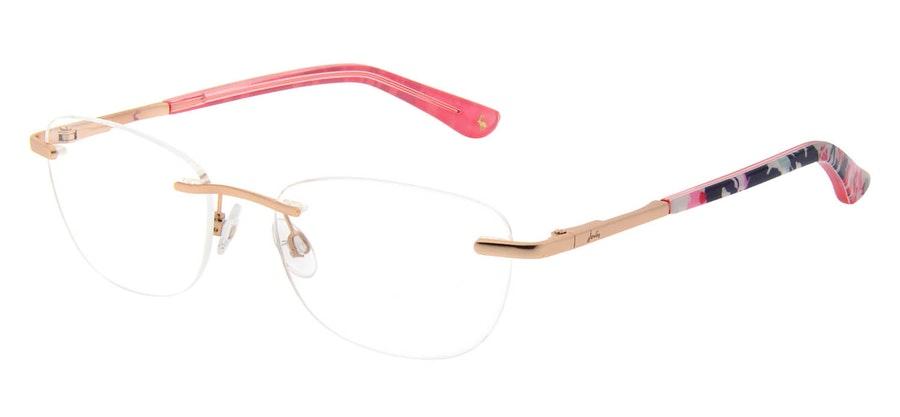 Joules Phoebe JO 1043 Women's Glasses Gold