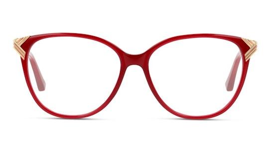 TB 9197 Women's Glasses Transparent / Burgundy