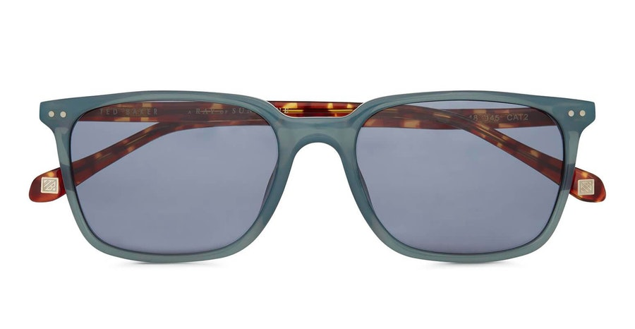 Ted Baker Dexter TB 1622 (642) Sunglasses Grey / Blue