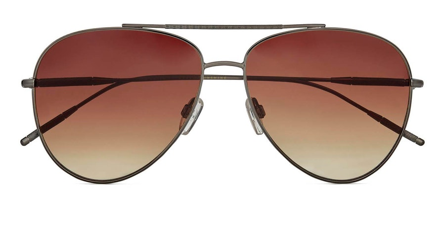 Ted Baker Sutton TB 1625 (901) Sunglasses Brown / Silver