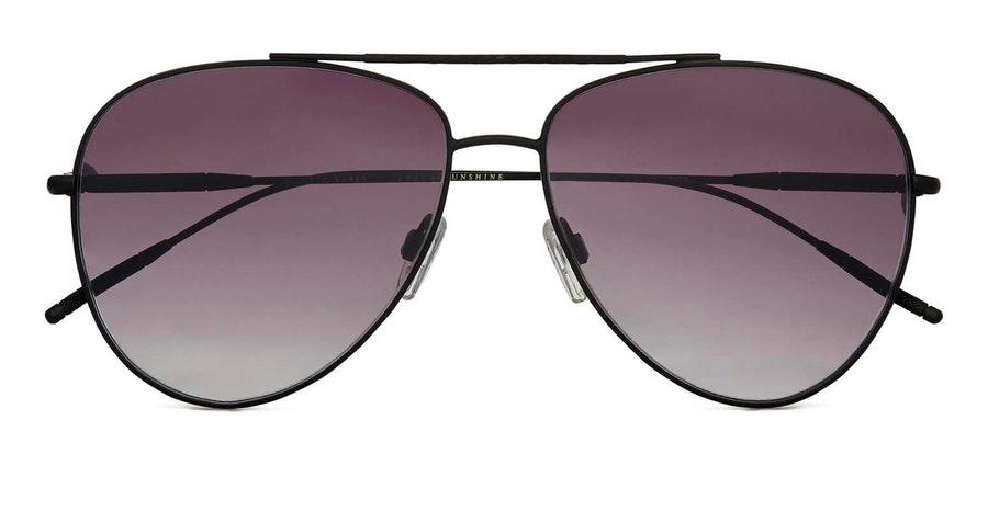 Ted Baker Sutton TB 1625 (001) Sunglasses Grey / Black