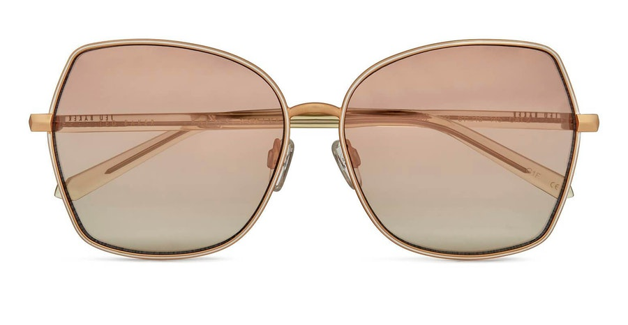 Ted Baker Etta TB 1602 Women's Sunglasses Brown / Gold