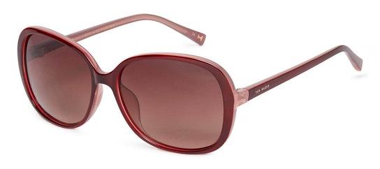 Rios TB 1603 Women's Sunglasses Brown / Burgundy