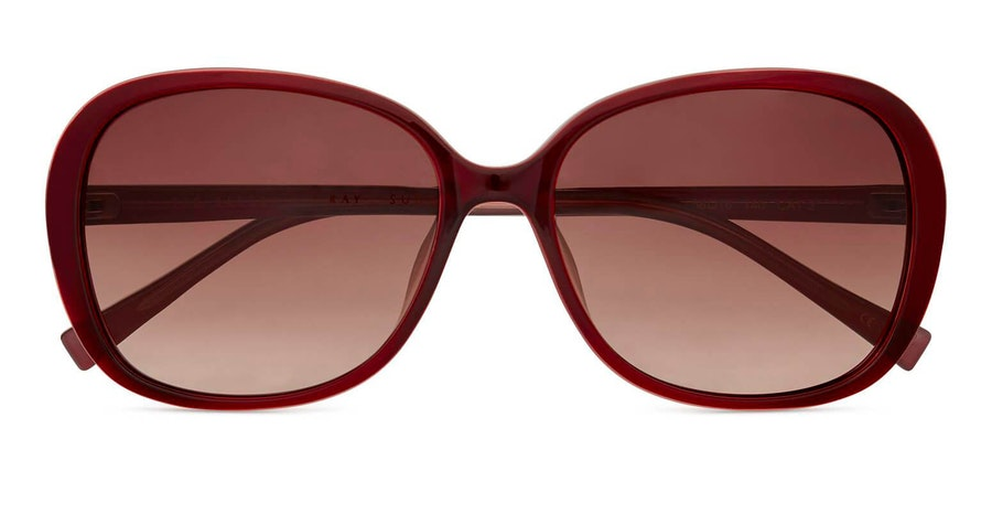 Ted Baker Rios TB 1603 Women's Sunglasses Brown / Burgundy