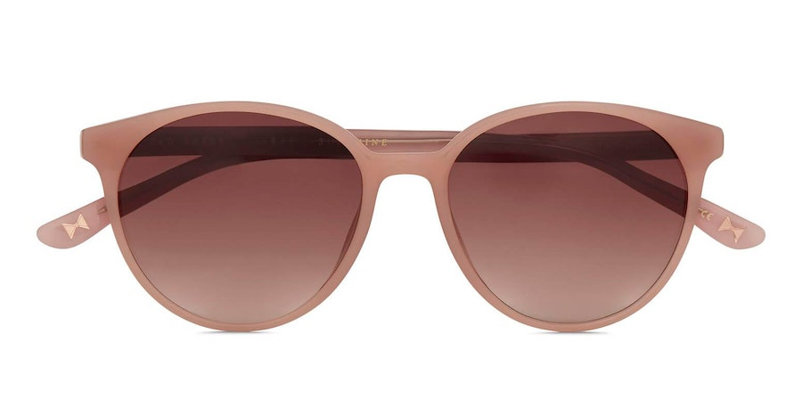 Ted Baker Flores TB 1604 Women's Sunglasses Brown / Pink