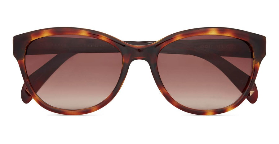Ted Baker Amie TB 1605 Women's Sunglasses Brown / Havana