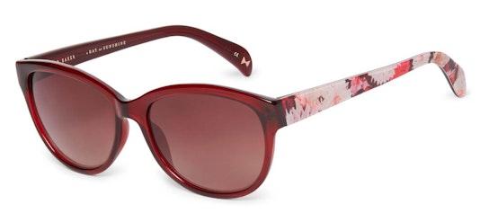Amie TB 1605 Women's Sunglasses Brown / Burgundy