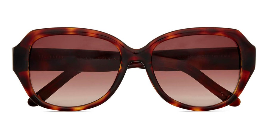Ted Baker Mae TB 1606 Women's Sunglasses Brown / Havana