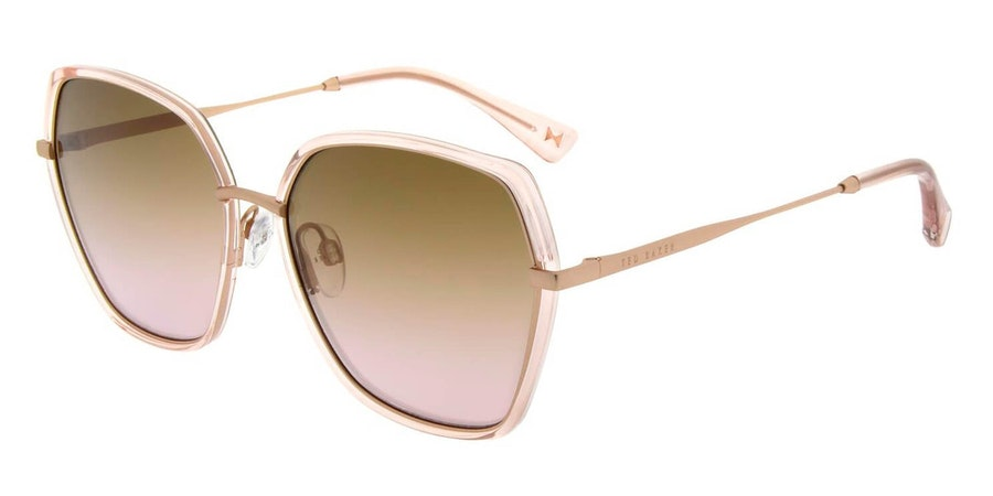 Ted Baker Tamra TB 1607 (228) Sunglasses Pink / Pink