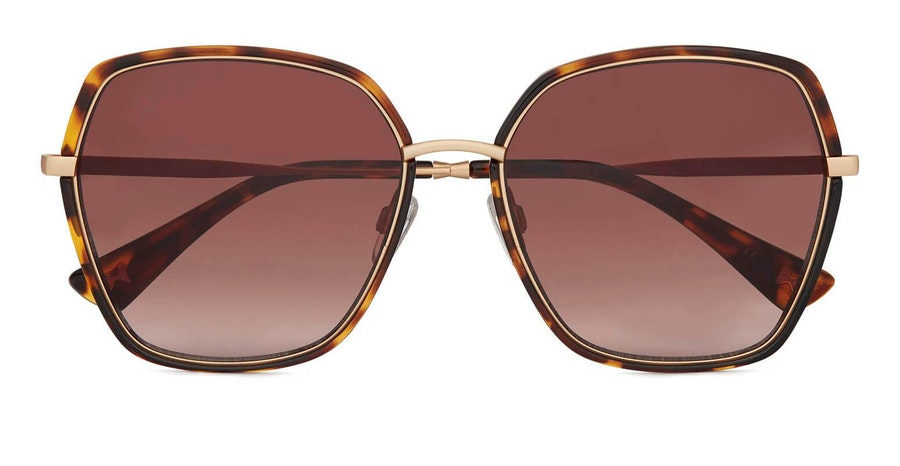 Ted Baker Tamra TB 1607 (122) Sunglasses Brown / Gold