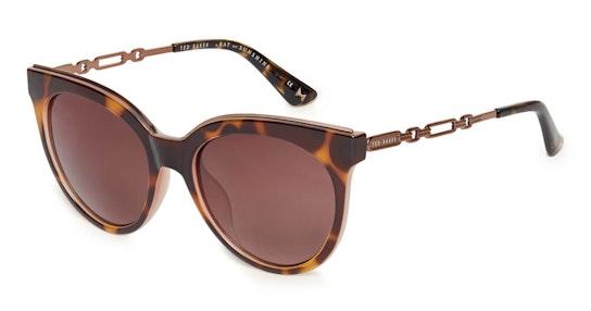Fern TB 1609 Women's Sunglasses Brown / Havana